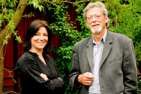 Ulrik Høy og Synne Garff